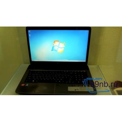 Acer aspire 7540g-304g32mi