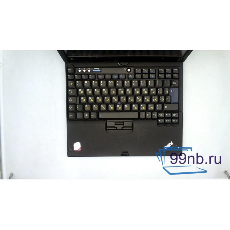 Lenovo x61