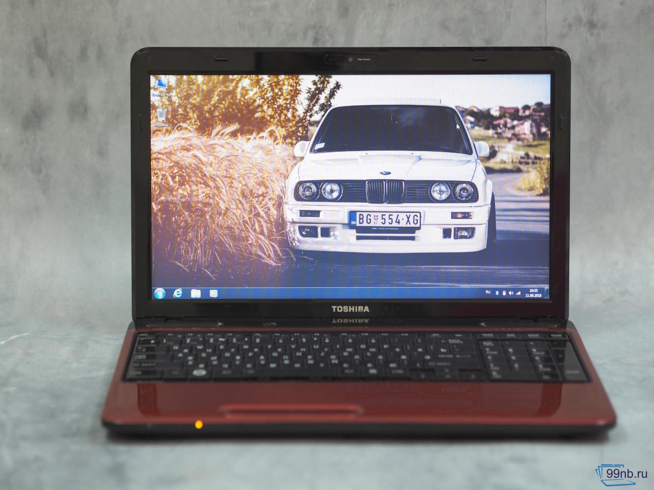 Toshiba на i3/320gb