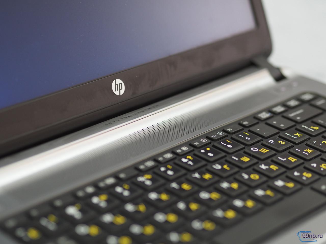 Мощный HP ProBook на i5