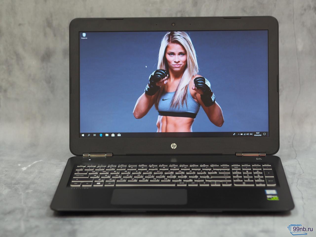 Ноутбук HP для танков и фильмов