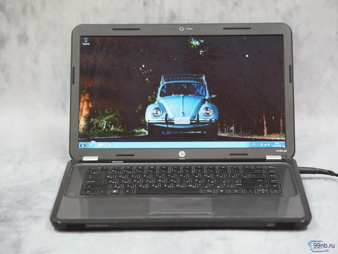HP  G6-121ER