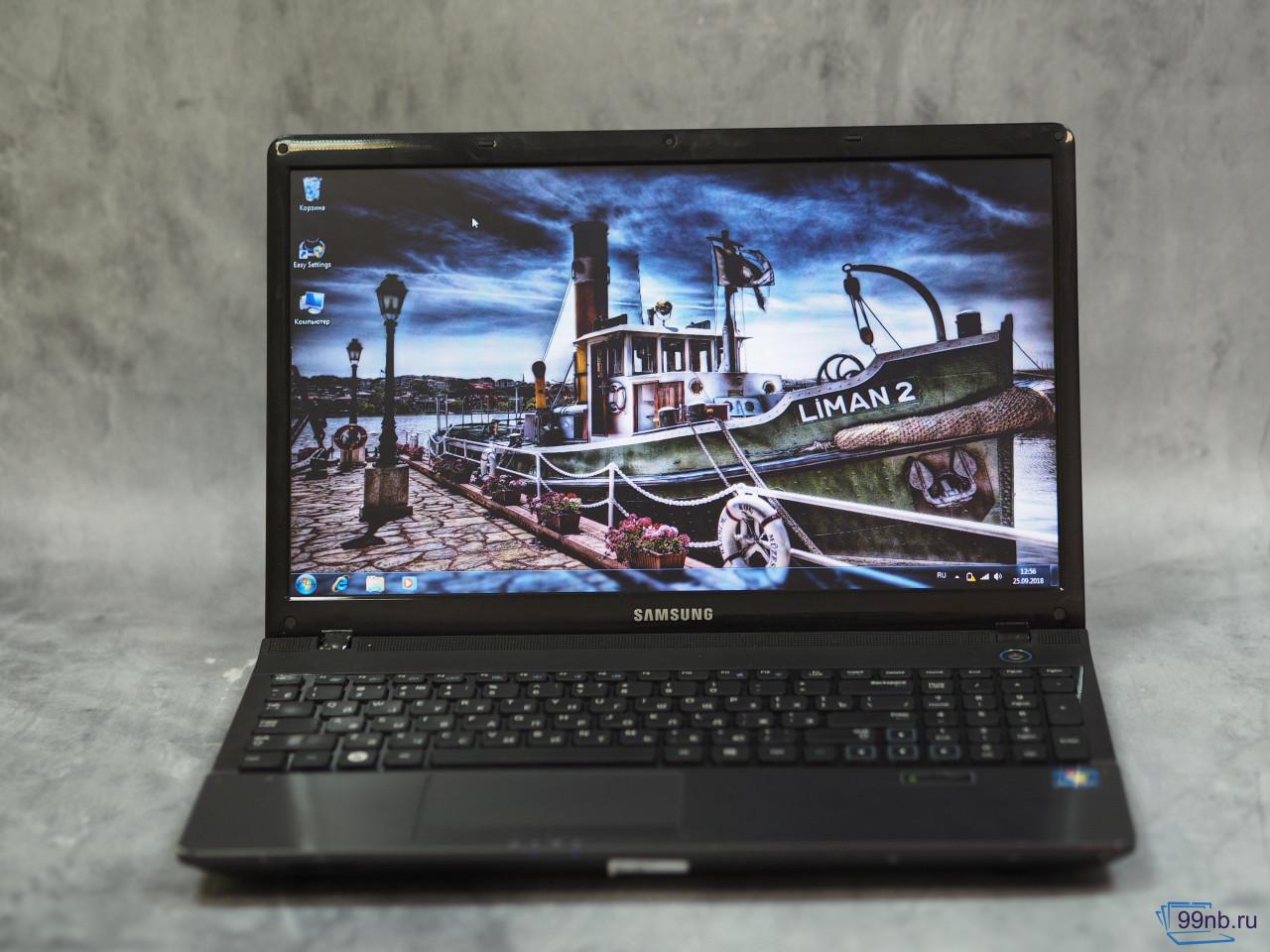Ноутбук  SAMSUNG на i3
