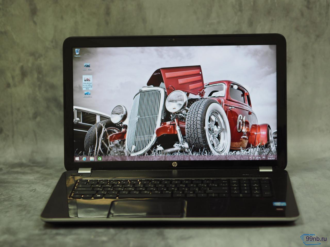 Игровой HP на i7/Radeon