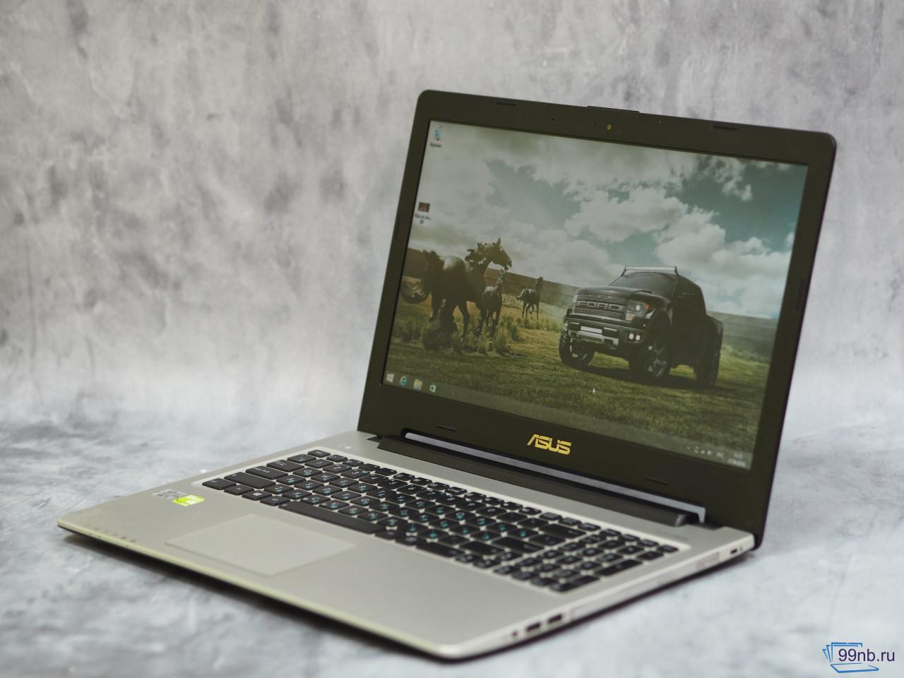 Мощный Asus на i5/GeFroce/1000gb
