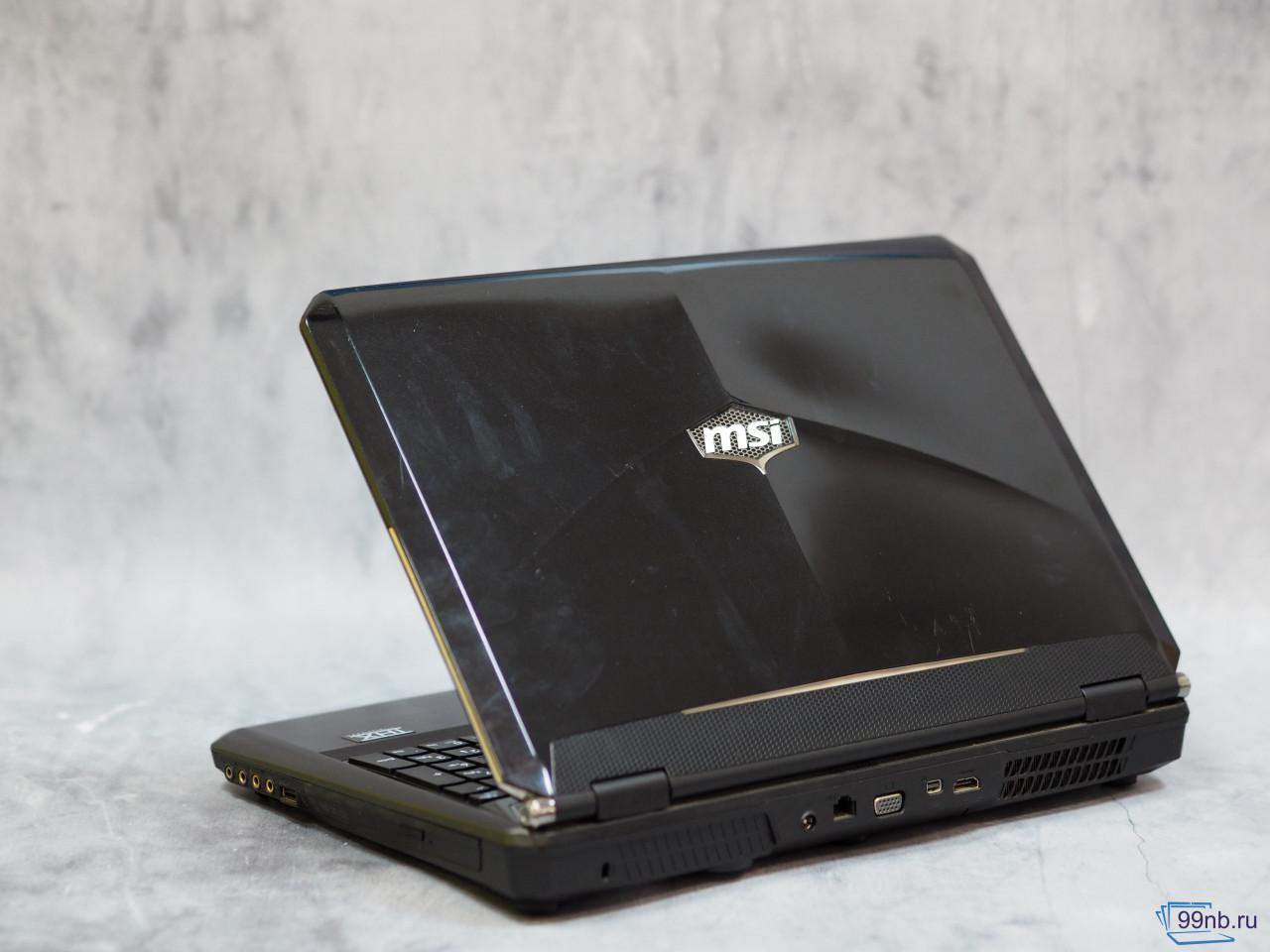 MSI GX60 1AC-007XRU