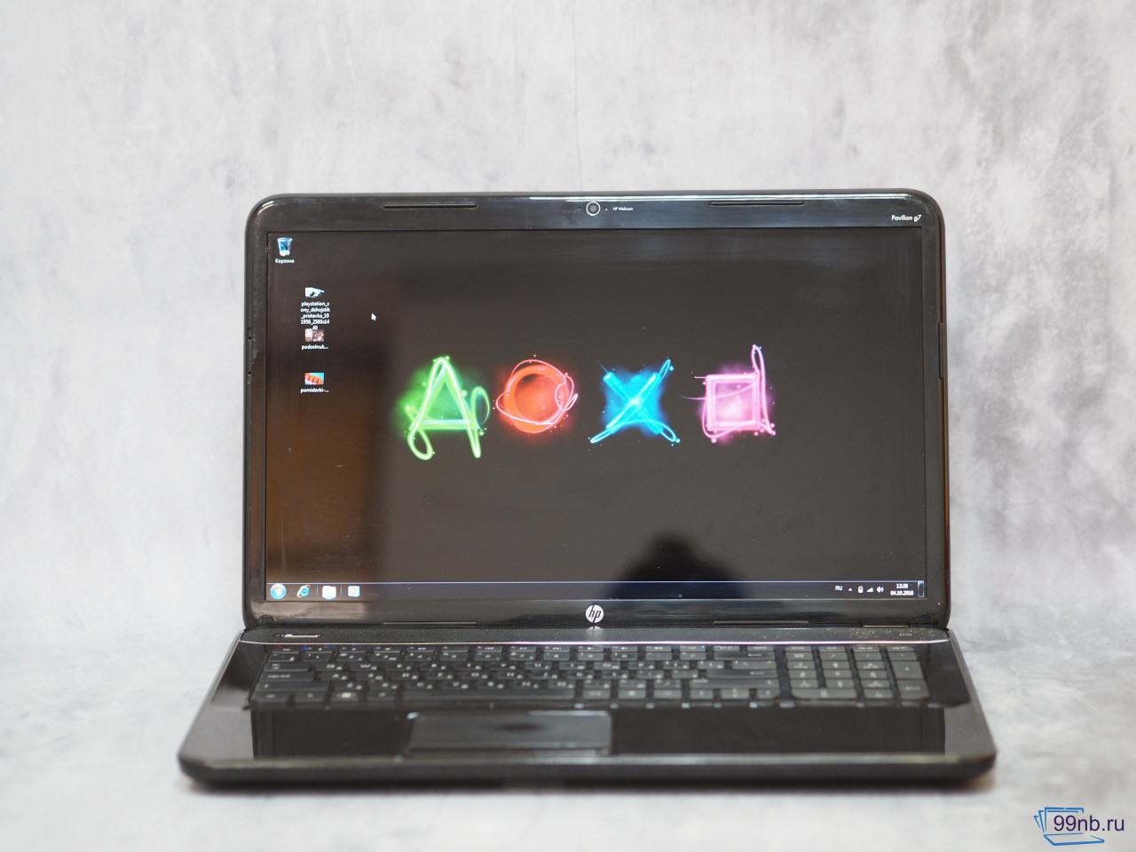 HP  G7-2001er