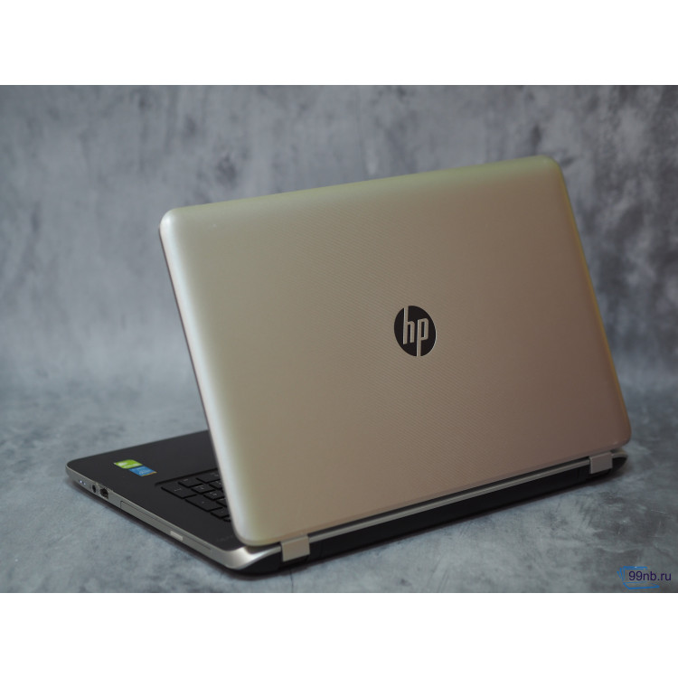 Большой 17дюймовый HP