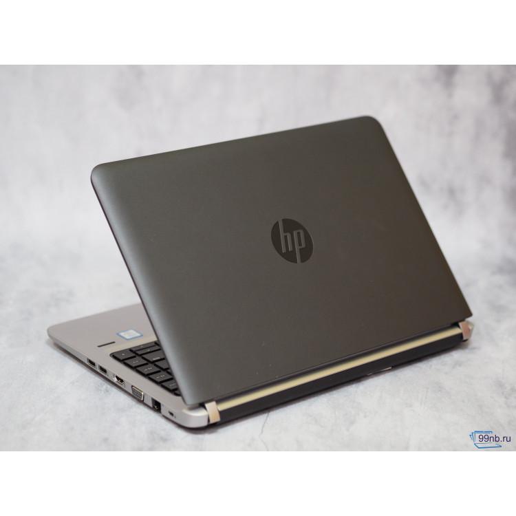HP для учебы и развлечений на i5/13.3