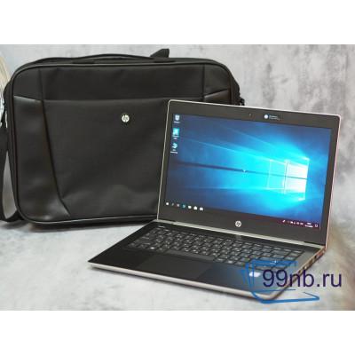 HP probook с сумкой в подарок