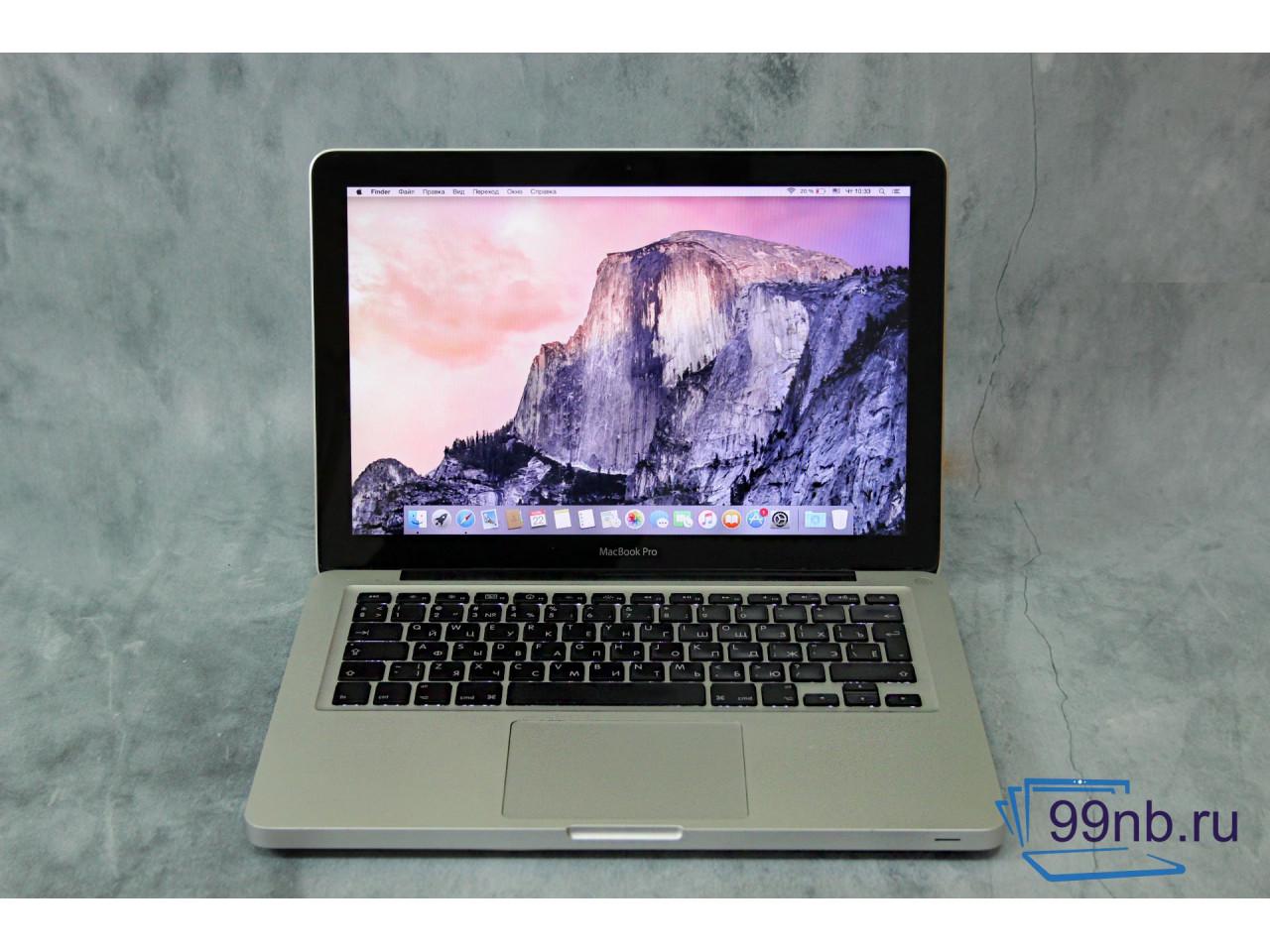 Новый MacBook Pro 13