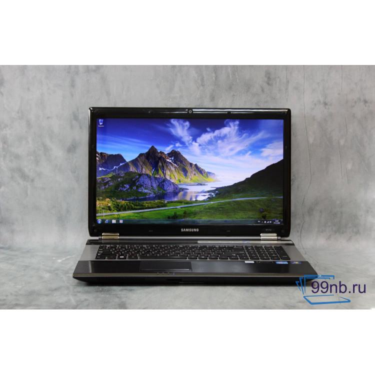 Ноутбук SAMSUNG для интернета и игр