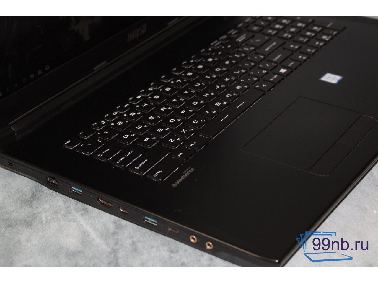 Мощный игровой MSI на i7/GTX950