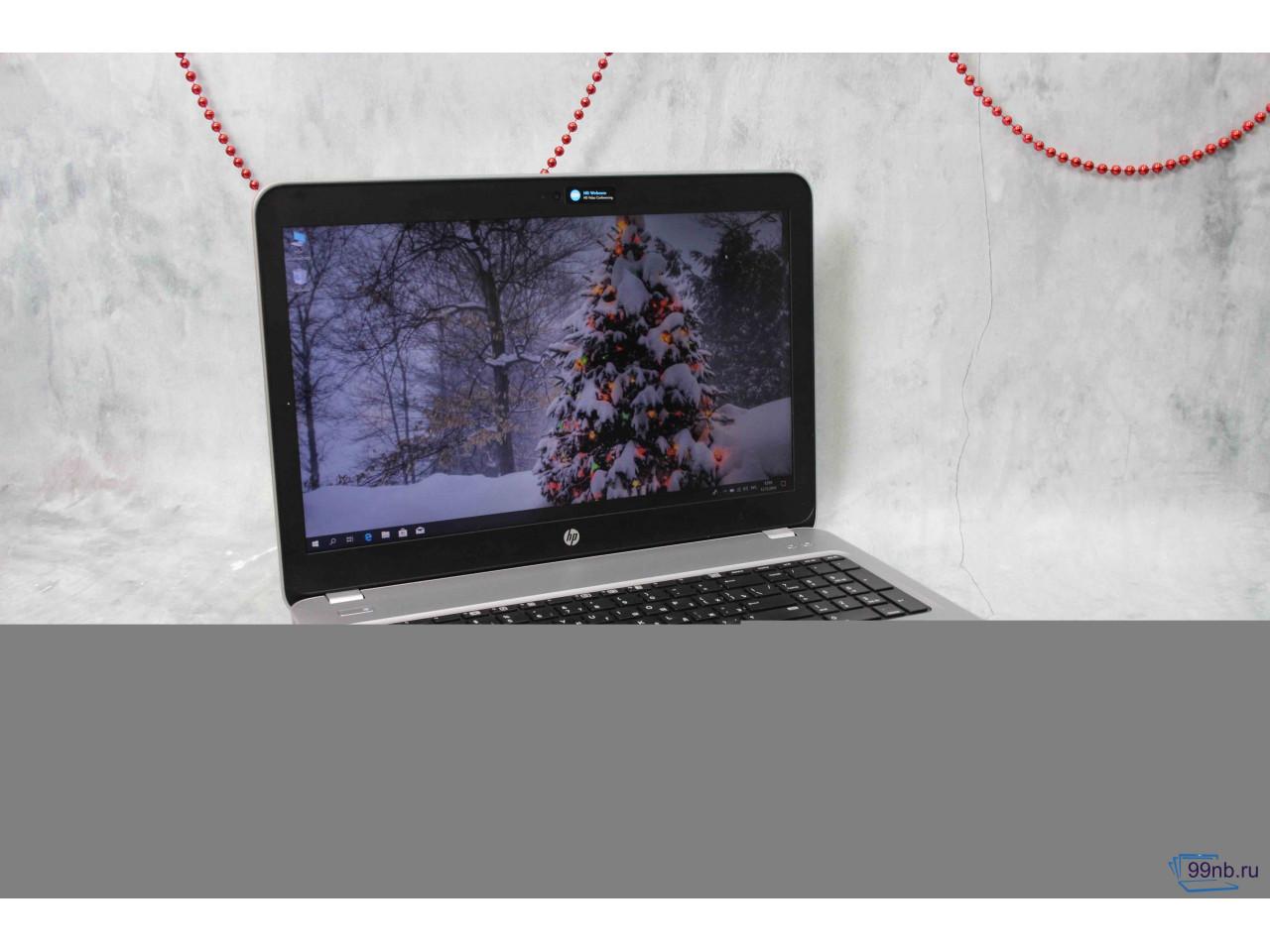 Мощный HP на i3/GeForce930