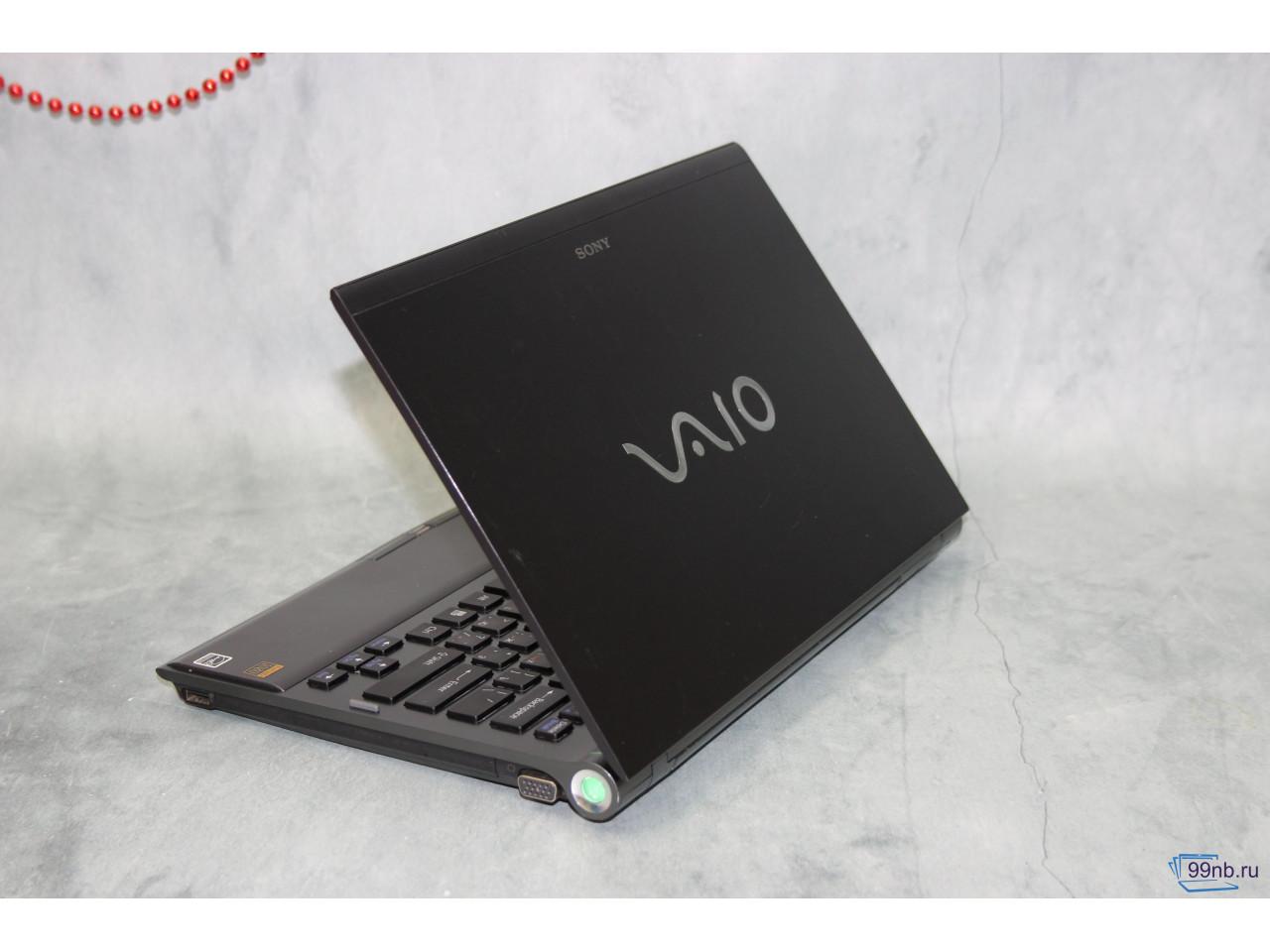 Легкий Sony Vaio на i7
