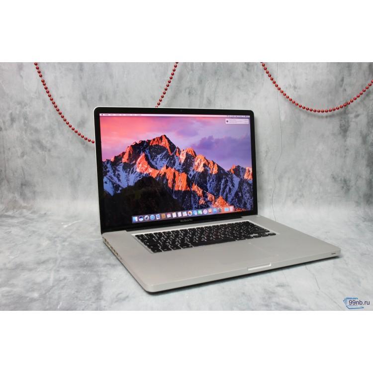 Macbook PRO на i7/4ГБ