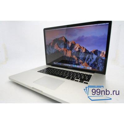 Macbook  MacBook Pro 17 A1297