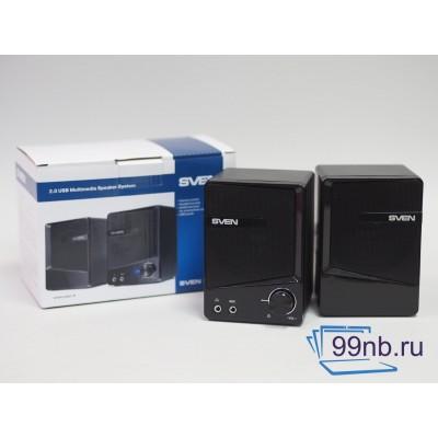 Колонки USB черные SVEN mod248